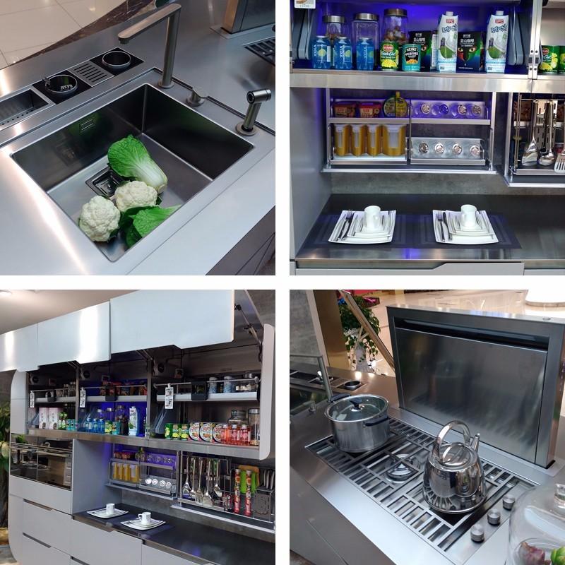 stainless steel wall cabinets kitchen kitchen metal kitchen cabinets round
