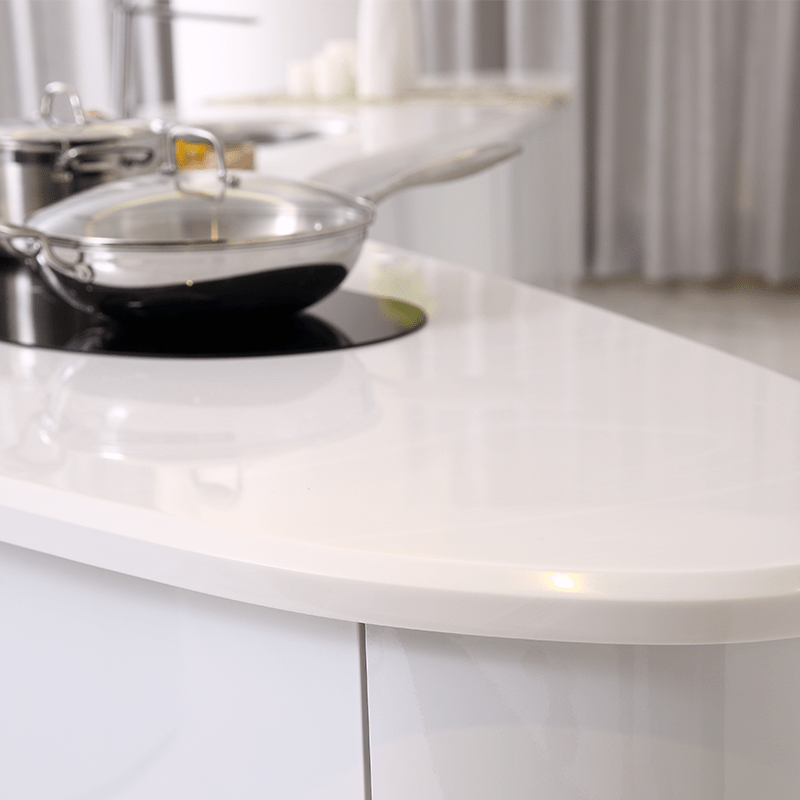 X008 Dancing Butterfly - Luxury Stainless Steel Kitchen for Villa